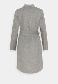 Lauren Ralph Lauren - UNLINED COAT - Klasický kabát - pale grey - 1