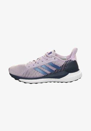 SOLAR GLIDE ST LAUFSCHUH DAMEN - Neutral running shoes - lilac