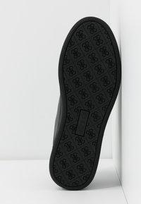 Guess - RIDERR - Sneakersy niskie - black - 6