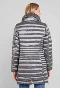 Barbara Lebek - Down coat - silver - 2