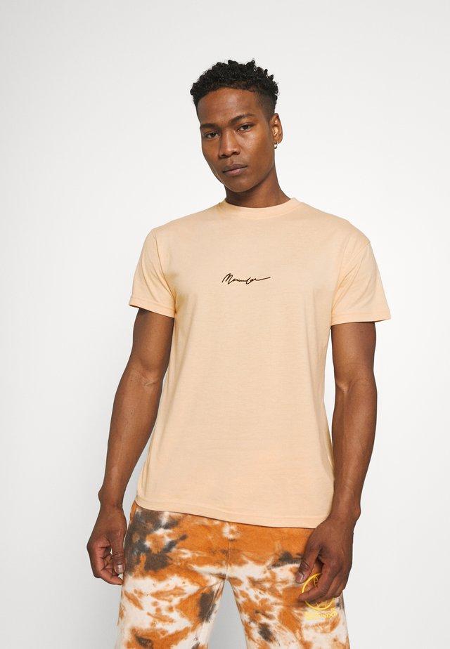 ESSENTIAL UNISEX - T-shirt basic - beige
