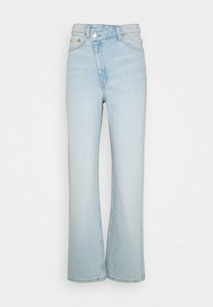 SKEW  - Džíny Straight Fit - fresh blue