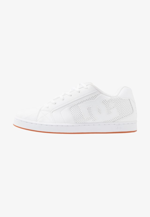NET - Skate shoes - white