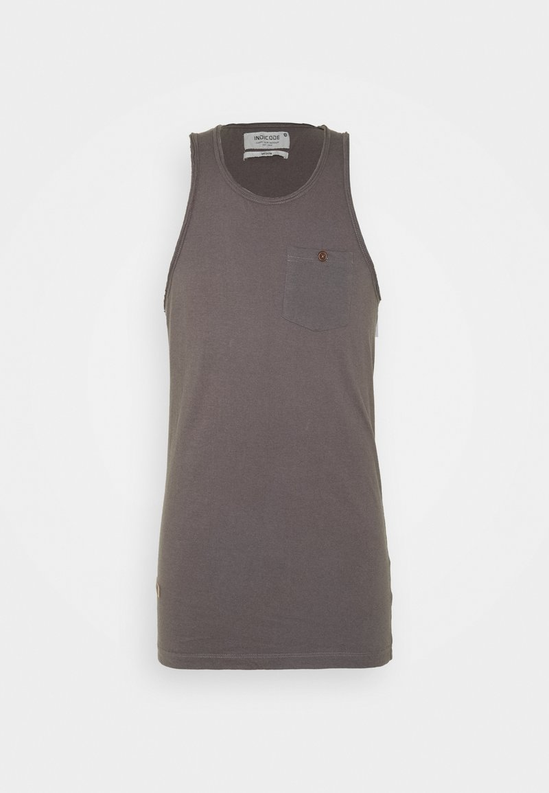 INDICODE JEANS - DRYSDALE - Top - light grey