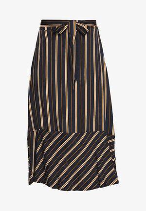 SKIRT FEMININE SILHOUTTE  - A-line skirt - multi/ night sky