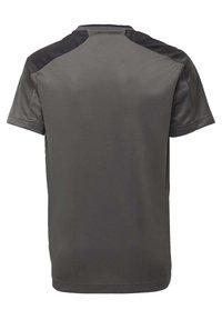 adidas Performance - FOOTBALL INSPIRED X AEROREADY JERSEY - Print T-shirt - grey - 1