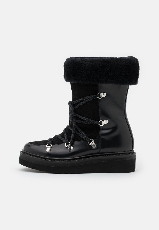 CAMILLE - Winter boots - black