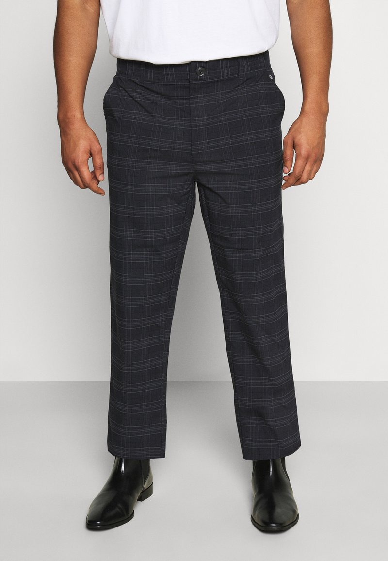 Blend - Trousers - black