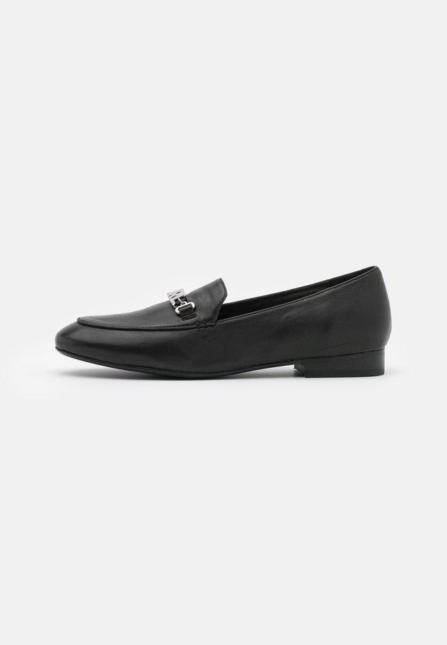 REGENCY LOAFER - Slip-ins - black