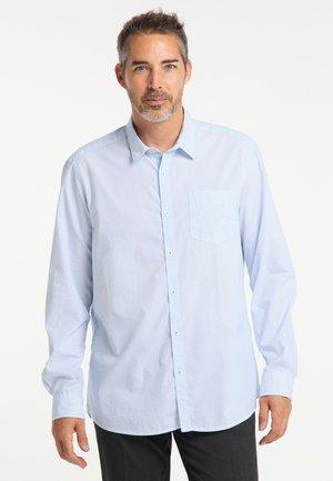 Zakelijk overhemd - deep ocean