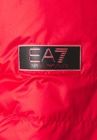 EA7 Emporio Armani - GIUBBOTTO - Talvitakki - racing red - 3