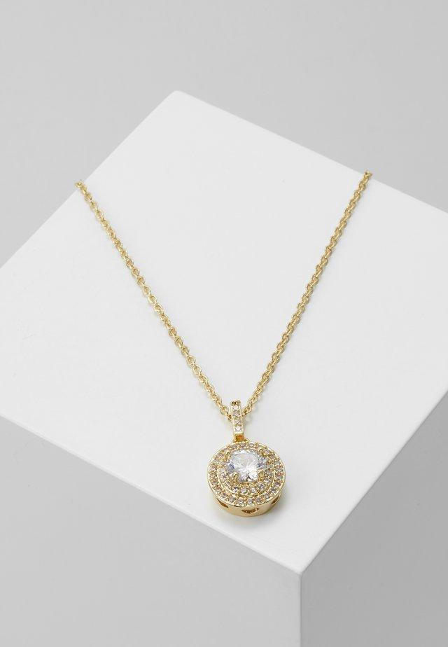 LYNN PENDANT NECK - Collana - gold-coloured
