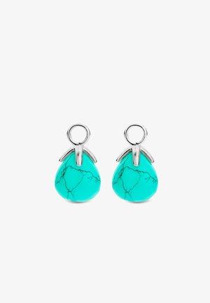 Earrings - türkis