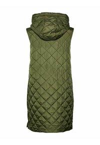 Vero Moda - Waistcoat - ivy green - 6