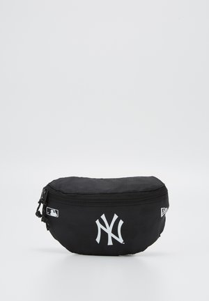 MINI WAIST BAG - Ledvinka - black
