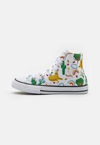 Converse - CHUCK TAYLOR ALL STAR UNISEX - Zapatillas altas - white/multicolor/black - 0