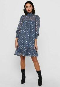 ONLY - Day dress - blue fog - 1