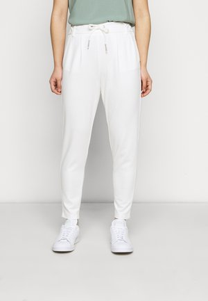 ONLPOPTRASH EASY COLOUR PANT - Kalhoty - cloud dancer