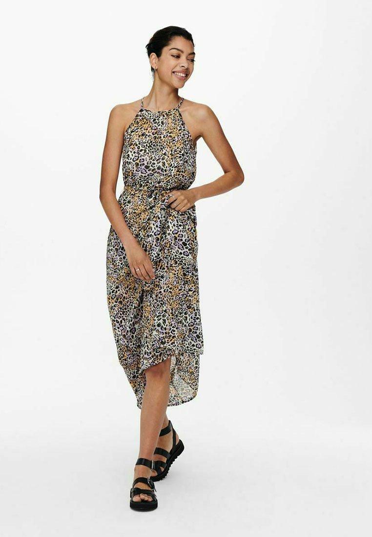 Donna NECKHOLDER - Vestito lungo