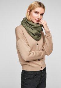 s.Oliver - Sjaal - khaki - 1