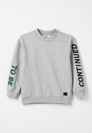 MALVIN - Sweatshirt - grey melange