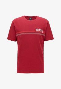 BOSS - Pyjama top - dark red - 4