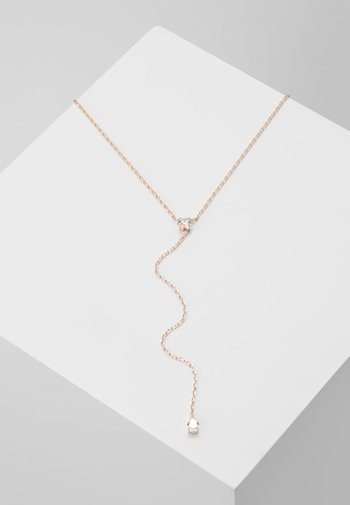 ATTRACT SOUL NECKLACE SIMPLE - Necklace - white