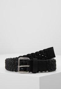 Pier One - UNISEX - Belt - black - 0