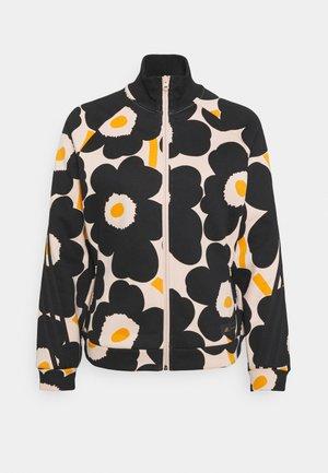 MARIMEKKO - Zip-up sweatshirt - halo blush