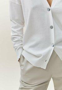 Massimo Dutti - Cardigan - white - 2