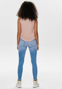 ONLY - Jeans Skinny Fit - light blue denim - 2