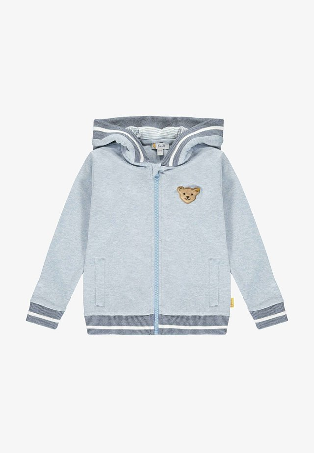 veste en sweat zippée - kentucky blue