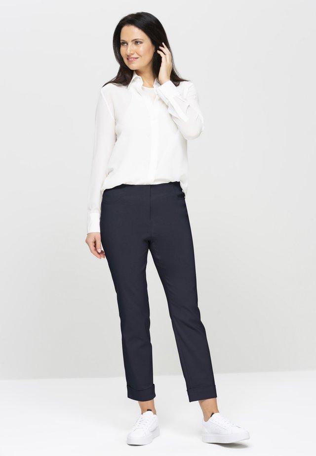 IGOR-680 14060 STRETCHHOSE - Trousers - blau