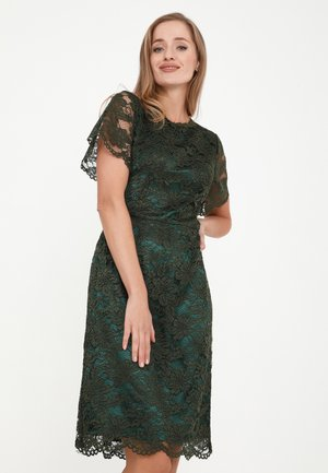 HERMIDA - Cocktail dress / Party dress - grün