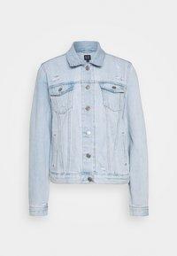 ICON JACKET KEAP - Denim jacket - light wash