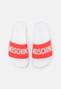 MOSCHINO - UNISEX - Mules - red - 3