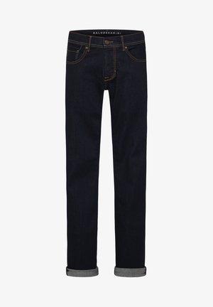 Straight leg jeans - dark blue raw