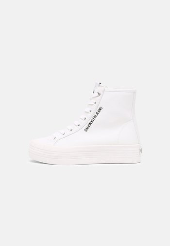 Sneakers hoog - bright white