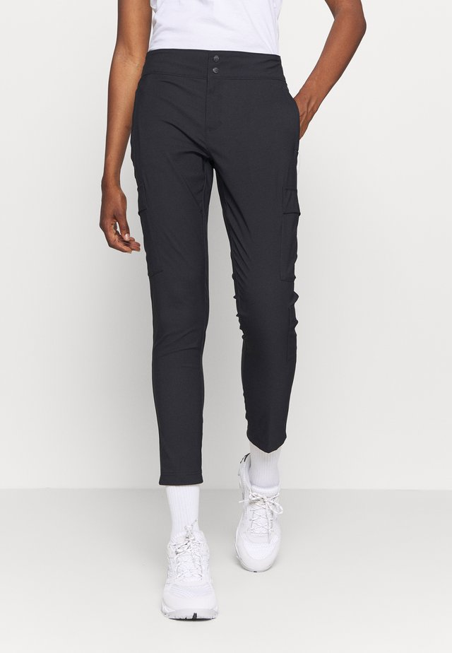 FIRWOODCARGO PANT - Kalhoty - black