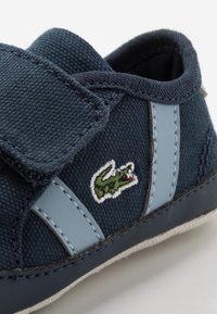 Lacoste - SIDELINE  - Baby gifts - navy/light blue - 2
