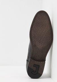 Jack & Jones - JFWDONALD - Zapatos con cordones - anthracite - 4