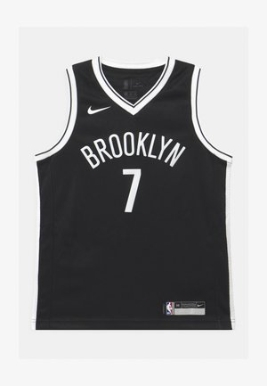 NBA BROOKLYN NETS KEVIN DURANT BOYS ICON SWINGMAN UNISEX - Top - black