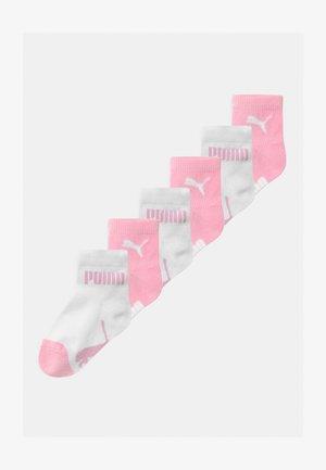 BABY MINI CATS LIFESTYLE 8 PACK UNISEX - Sokken - pink lady
