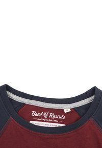 Band of Rascals - Long sleeved top - red/navy - 2