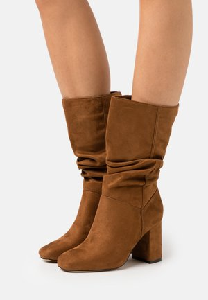 BOOT - Boots - tan