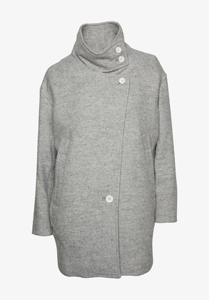 Classic coat - stonegrey