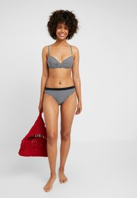Esprit - DAYTONAH BEACH PUSH UP - Bikini top - black - 1