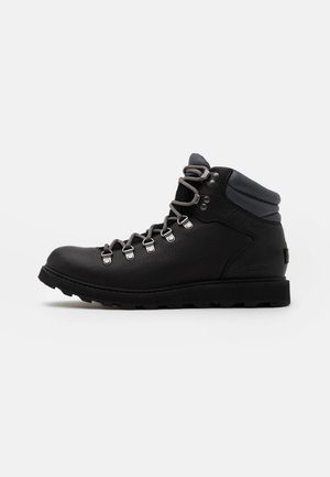 MADSON II HIKER  - Lace-up ankle boots - black