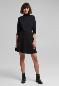 edc by Esprit - A-line skirt - black - 7