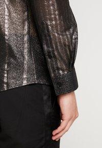 Twisted Tailor - CROSSER SHIRT - Shirt - black - 3